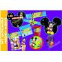 Kit Imprimible Mickey Mouse Tarjeta Cumpleanos Invitacion #5