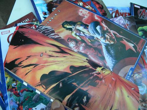 comics advengers colección prestige marvel