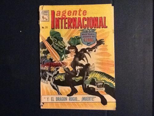 cómics agente internacional num. 29 la prensa