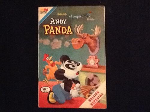 cómics andy panda edicion especial64paginas novaro 1983
