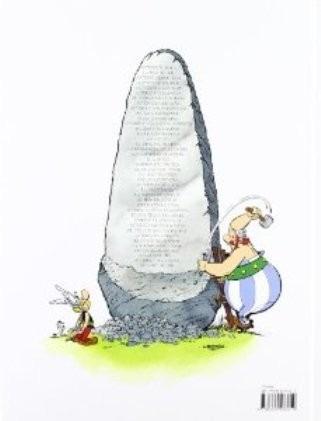 comics, astérix cómo obelix se cayó en la marmita del druida