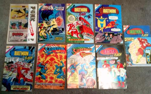 comics batman ,novaro