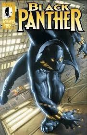 comics  black panther    4 ejemplares regular series