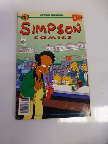 comics bongo simpsons fundación tzedaká