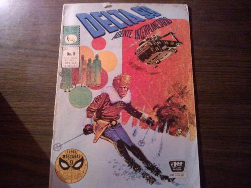 comics de delta 99, editorial la prensa