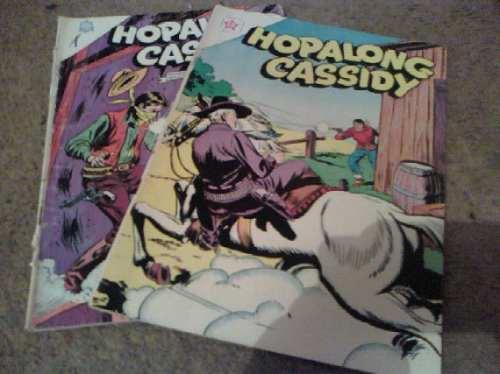 comics de hopalong cassidy editorial novaro del año 1972