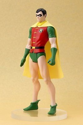 DC COMICS ROBIN Classico Costume KOTOBUKIYA ARTFX Statua