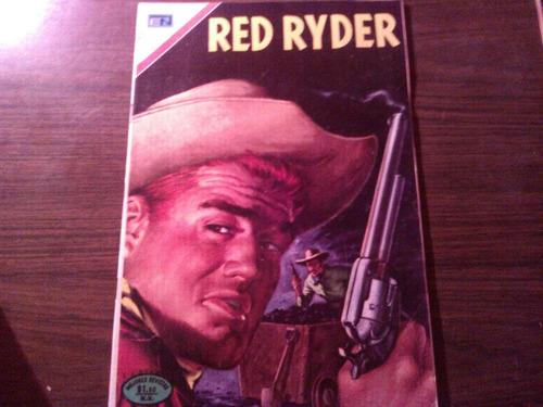 comics de red ryder,  editorial novaro