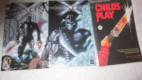 comics de terror diversos titulos en ingles importados vbf