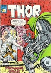 comics de thor editorial la prensa #s bajos