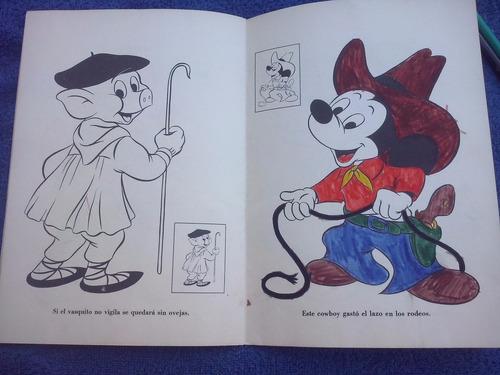 comics  disneylandia y walt disney trajes tipicos