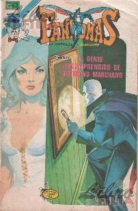 comics fantomas, la amenaza elegante (1980-1981)