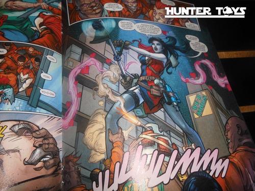 comics, harley quinn, de dc, en español, no.3, tel.35846340