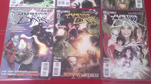 comics joker lex luthor salvation run y justice league dark