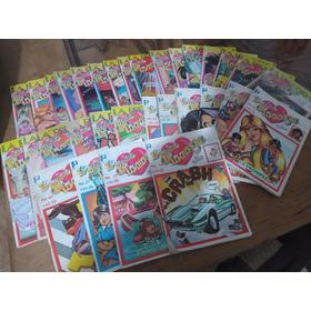 Comics La Prendida Banda Timbiriche Varios Números 170 C/u