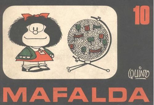 comics, mafalda 10 de quino.
