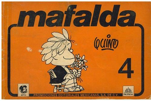 comics, mafalda 4 de quino.