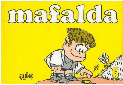 comics, mafalda 6 de quino.