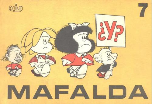 comics, mafalda 7 de quino.