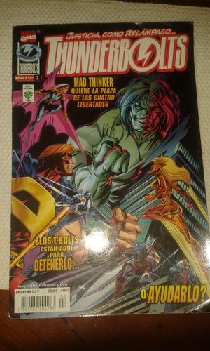 comics marvel, wildstorm y tekno comix