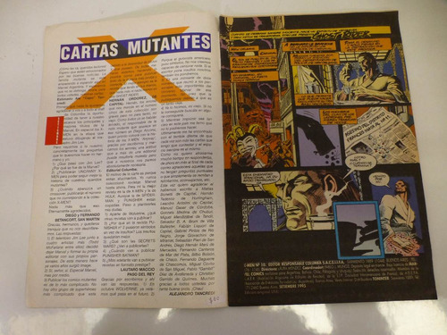 comics marvel x-men ghost-rider fundación tzedaká