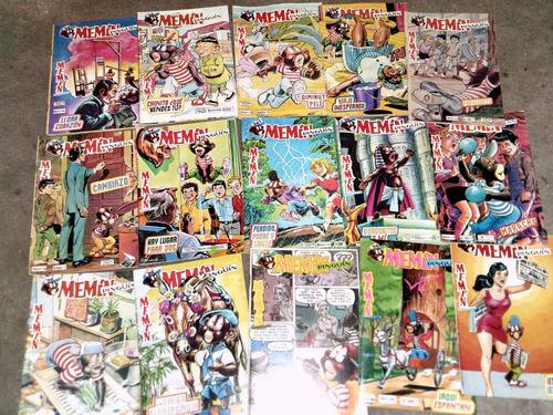 comics memin,vid
