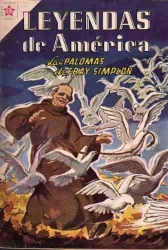 comics novaro leyendas de america