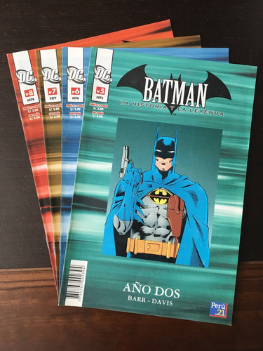 comics peru21 colecciones completas