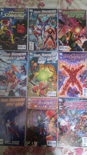 comics ran thanagar war flash the spectre reign in hell