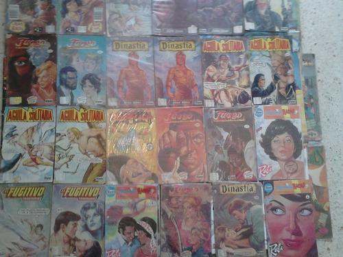 comics revistas varias kaliman superman batman