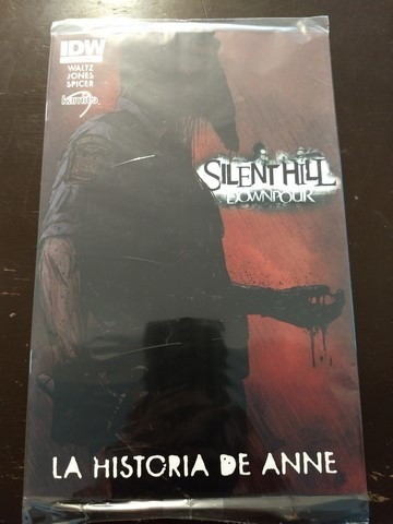 comics silent hill dying inside y downpour 1 al 9 latino