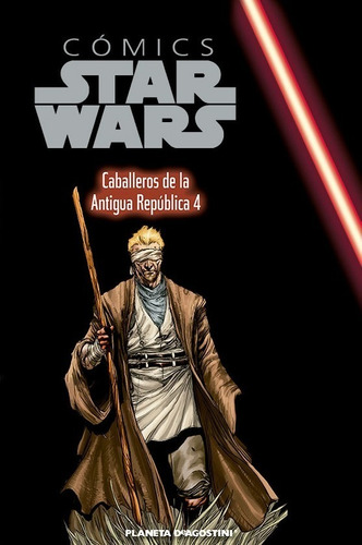 cómics star wars  libro 16 - caballeros de la antigua... 4