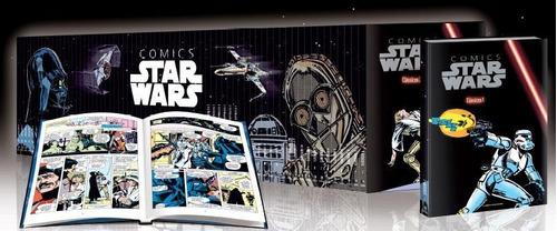 cómics star wars planeta deagostini 2016/17