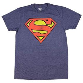 b53d9223ab Camiseta Licencia Oficial Superman Para en Mercado Libre México