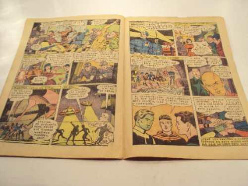 comics superman numero 660 año 1968 novaro