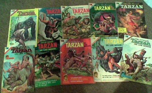 comics tarzan
