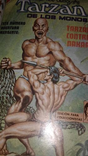 comics tarzan coleccion