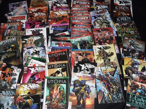 comics  televisa   x-men  completa