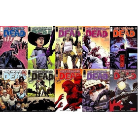 Comics The Walking Dead 193 + Especiales 8 Libros
