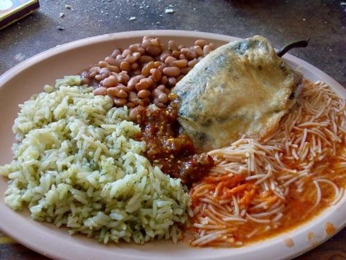 comida casera económica y para eventos