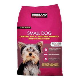 Comida Concentrado Para Perros Razas Pequeñas Kirkland 9 Kls