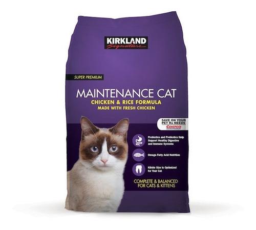 comida kirkland gatos 25lb - kg a $10