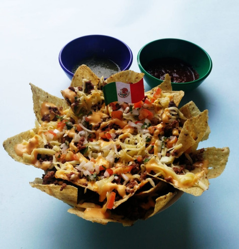 comida mexicana para 4 a domicilio para calentar y servir