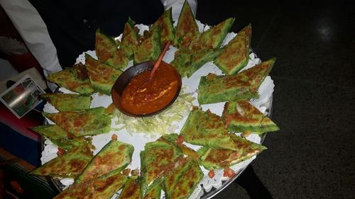 comida mexicana para eventos