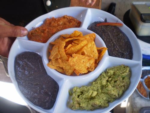 comida mexicana, tacos, quesadillas