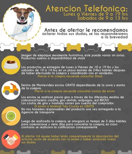 comida perros adultos problemas renales + obs.