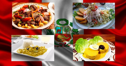 comida peruana y pavos al horno receta peruana-americana