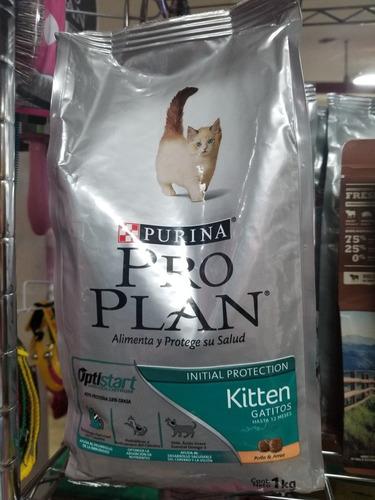 comida proplan gatitos 1kg