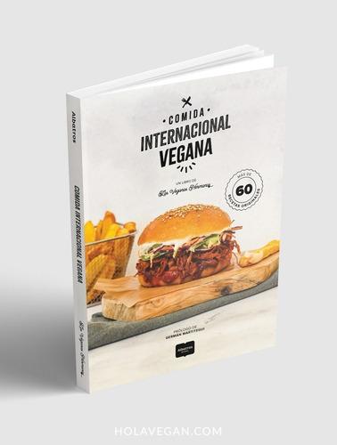 comida típica argentina vegan + comida internacional vegana