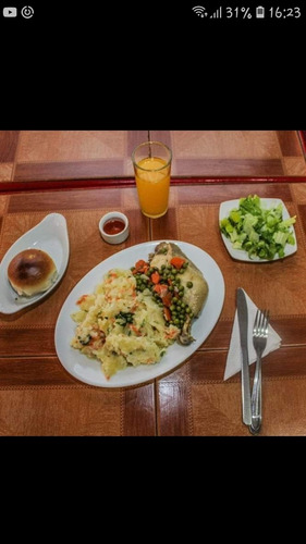 comidas caseras